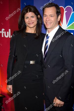 Editorial photo of NBC Upfront Presentation, New York, America - 17 May 2010