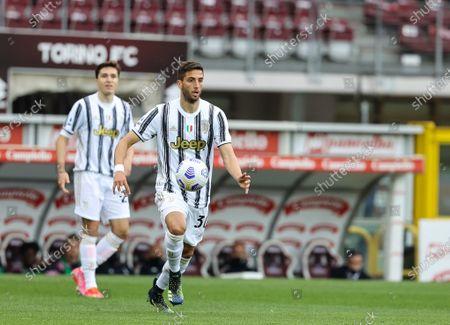 Rodrigo Bentancur of Juventus FC in action