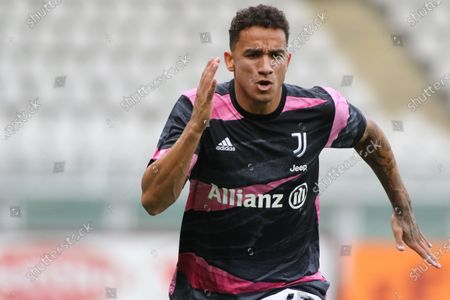 Danilo Luiz da Silva (Juventus FC) during warm-up