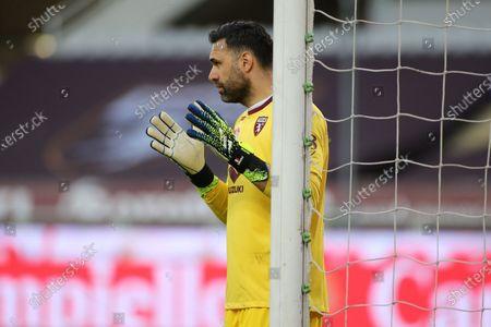 Stock Image of Salvatore Sirigu (Torino FC)