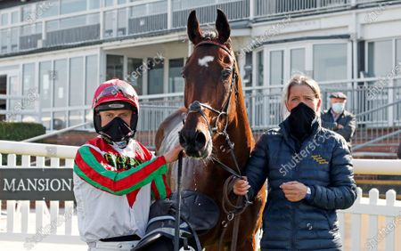 Editorial picture of Horse Racing - 04 Apr 2021