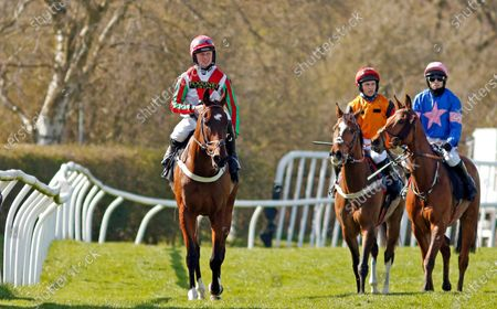 Editorial photo of Horse Racing - 04 Apr 2021