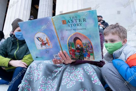 Editorial photo of Easter Sunday in Washington, DC, USA - 04 Apr 2021