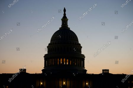 Editorial image of Aftermath of attack on the US Capitol, Washington, USA - 04 Apr 2021