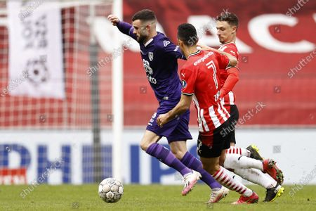 Editorial photo of PSV vs Heracles Almelo, Eindhoven, Netherlands - 04 Apr 2021