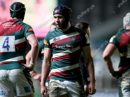 George Martin of Leicester Tigers