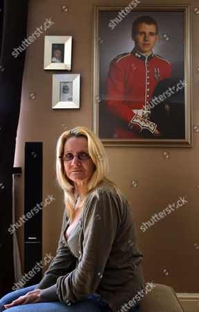 Stock Picture of Jacqui Janes