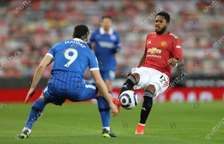 Editorial picture of Soccer Premier League, Manchester, United Kingdom - 04 Apr 2021