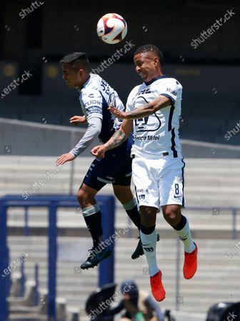 Editorial photo of Soccer, Mexico City, Mexico - 04 Apr 2021