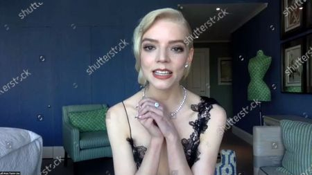Anya Taylor-Joy - Outstanding Performance by a Female Actor in a Television Movie or Limited Series - The Queen's Gambit (Beth Harmon)