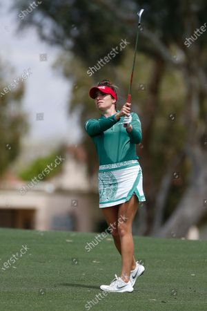 Editorial picture of LPGA Tour Golf, Rancho Mirage, United States - 04 Apr 2021