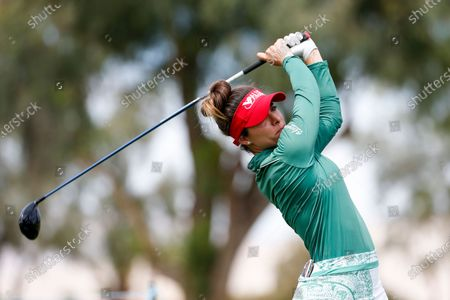Editorial image of LPGA Tour Golf, Rancho Mirage, United States - 04 Apr 2021