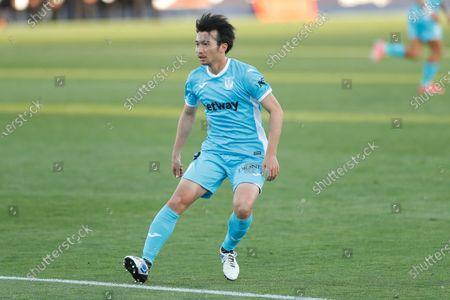 Editorial image of Soccer : 2020-2021 La Liga Smartbank : CD Leganes 2-1 CE Sabadell, Leganes, Spain - 04 Apr 2021