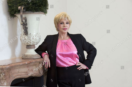 Editorial picture of Sylvia Wildenstein - 2010