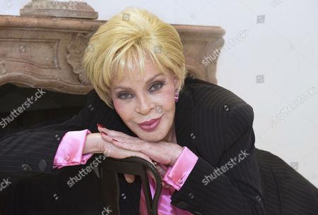 Stock Image of Sylvia Wildenstein