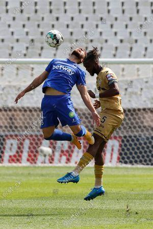 Editorial image of Belenenses SAD v Boavista FC - Liga NOS, Lisbon, Portugal - 04 Apr 2021