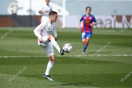 Lucas Vazquez of Real Madrid