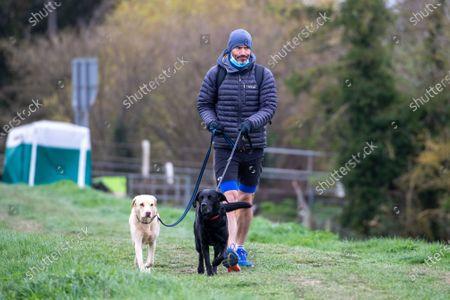 Editorial photo of Rowing, Cambridgeshire, Ely, Cambridgeshire, UK - 03 Apr 2021