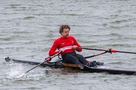 Editorial image of Rowing, Cambridgeshire, Ely, Cambridgeshire, UK - 03 Apr 2021