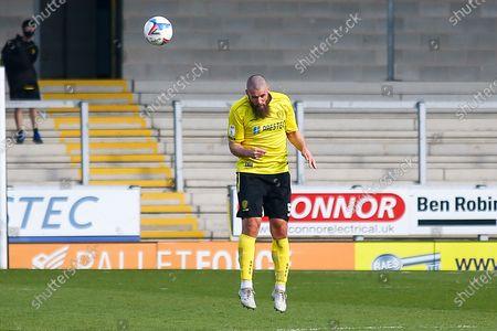 Editorial photo of Burton Albion v Swindon Town, EFL Sky Bet League 1 - 05 Apr 2021