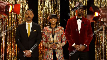Tone Bell, Tichina Arnold and JB Smoove