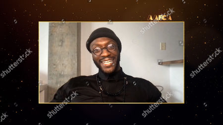 Stock Image of Aldis Hodge