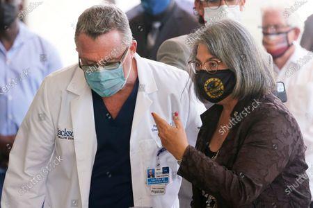 Editorial picture of Virus Outbreak Florida, Miami, United States - 05 Apr 2021