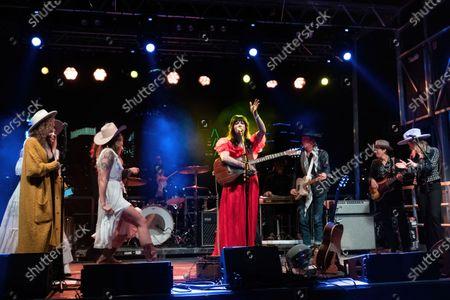 Editorial image of Long Live Music, Austin, Texas, USA - 03 Apr 2021