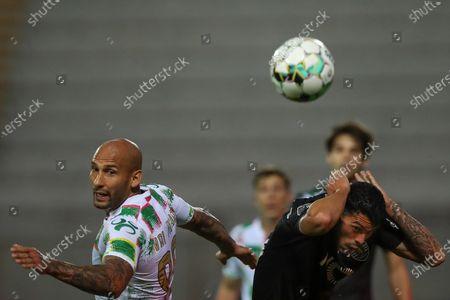 Editorial image of FC Moreirense vs Sporting CP, Guimaraes, Portugal - 05 Apr 2021
