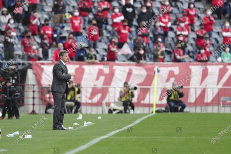 Ricardo Rodriguez Head Coach (Reds) - Football / Soccer : 2021 J1 League match between Urawa Red Diamonds 2-1 Kashima Antlers at Saitama Stadium 2002, Saitama, Japan.
