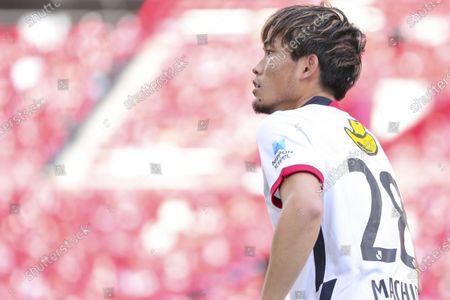 Koki Machida (Antlers) - Football / Soccer : 2021 J1 League match between Urawa Red Diamonds 2-1 Kashima Antlers at Saitama Stadium 2002, Saitama, Japan.