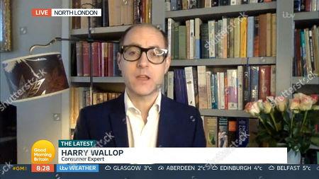 Editorial photo of 'Good Morning Britain' TV Show, London, UK - 06 Apr 2021