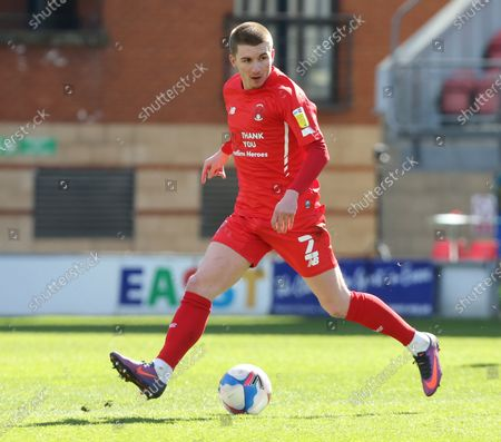 Sam Ling of Leyton Orient during Sky Bet League Two between Leyton Orient and Walsall at 	Brisbane Road Stadium , Southend, UK on 03rd  April 2021