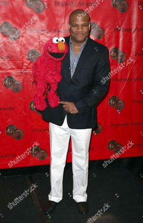 'Elmo' Kevin Clash