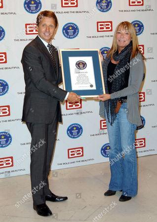 Stock Image of Bradley Bell & Rhonda Friedman