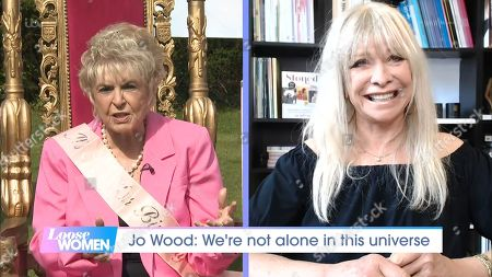 Gloria Hunniford, Jo Wood