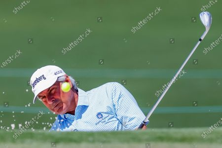 Editorial image of The 2021 Masters Tournament golf, Augusta, USA - 06 Apr 2021