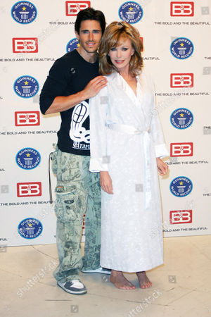 Stock Picture of Brandon Beemer, Lesley-Anne Down