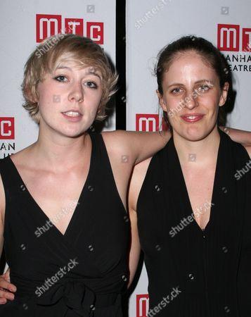 Polly Stenham, Sarah Benson