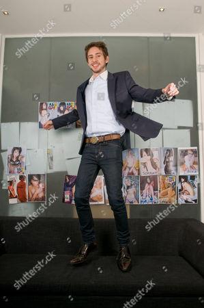 Stock Image of Dominic McVey