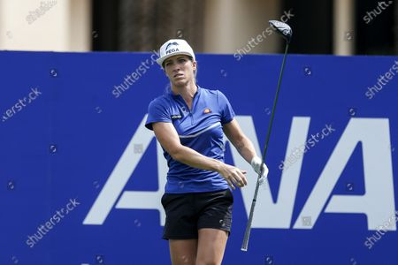 Editorial image of LPGA Tour Golf, Rancho Mirage, United States - 04 Apr 2021