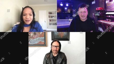 Jazz Tangcay, Trent Reznor and Atticus Ross (Mank) discussed their work, their influence and offered advice to the younger generation with dreams of breaking into the industry