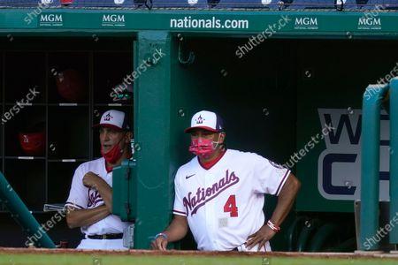 Editorial image of Braves Nationals Baseball, Washington, United States - 06 Apr 2021