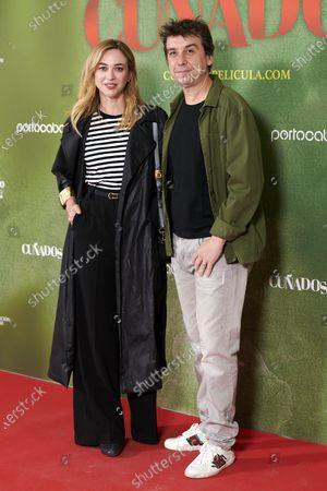 Editorial photo of 'Cunados' film premiere, Callao cinema, Madrid, Spain - 06 Apr 2021