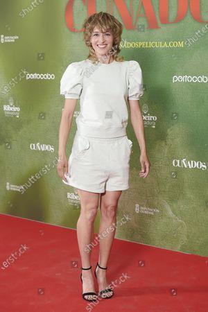 Stock Picture of Marta Larralde