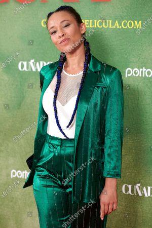 Stock Photo of Mary Ruiz