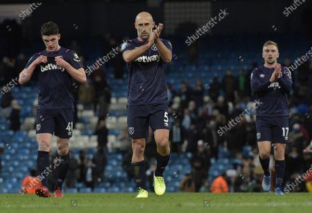 Editorial image of Manchester City v West Ham United - Premier League, Etihad Stadium, Manchester, UK - 19 Feb 2020