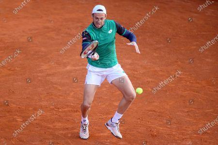 Editorial picture of 2021 Sardegna Open, ATP Tour 250, Tennis, Tennis Club Cagliari, Cagliari, Italy - 06 Apr 2021