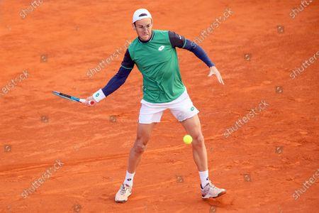 Editorial image of 2021 Sardegna Open, ATP Tour 250, Tennis, Tennis Club Cagliari, Cagliari, Italy - 06 Apr 2021
