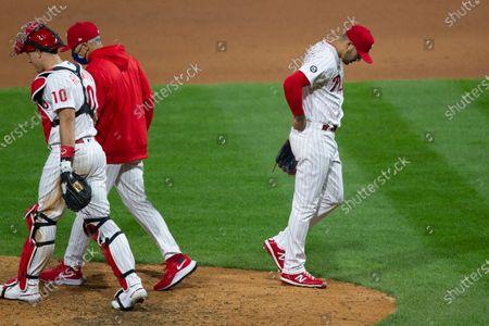 Editorial image of Mets Phillies Baseball, Philadelphia, United States - 06 Apr 2021